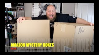 I bought a $1,778 Amazon Customer Return ELECTRONICS Liquidation Pallet With 2 HUGE Mystery Boxes