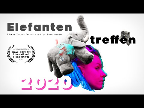 Elefantentreffen 2020. Liquid rally.Heat and dirt. Short documentary