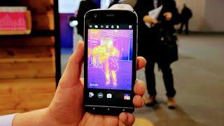 Dünyanın En Sağlam ve Termal Kameralı Telefonu CAT S61 İncelemesi