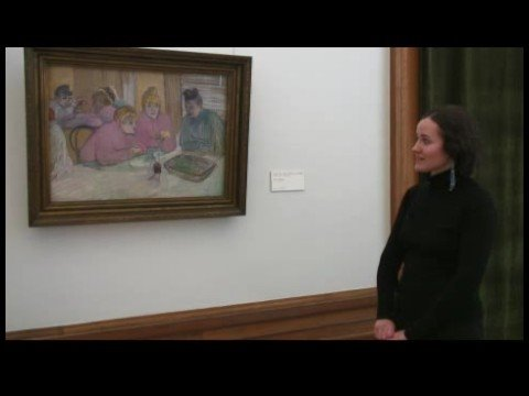Understanding Art Through Budapest Fine Arts Museum: Part II : Understanding Art: Toulouse-Lautrec