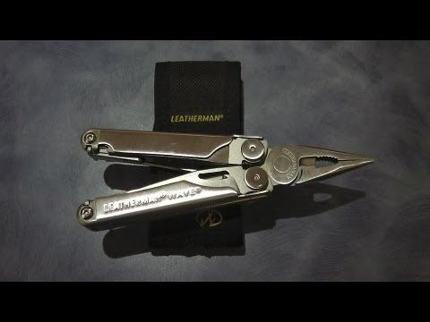 LEATHERMAN Wave: If you only buy one Multi-tool...
