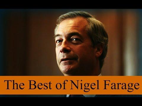 A Tribute to Nigel Farage