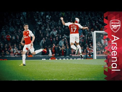 Arsenal   Best skills and tricks 2015/16