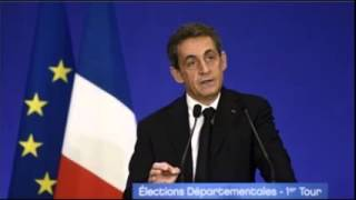 video France's ruling Socialists have taken a new hit in run-off local elections that saw major gains for the right ahead of 2017 presidential elections. Former President Nicolas Sarkozy's Union...