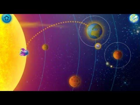 Развивающий Мультфильм.  Космос для детей.  Увлекательное путешествие в Космос.  ПОЛНАЯ ВЕРСИЯ