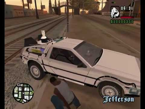 GTA San Andreas Bloopers, Glitches & Mod fails