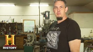 Forged in Fire: Bonus: Burt Foster's Home Forge Tour | History