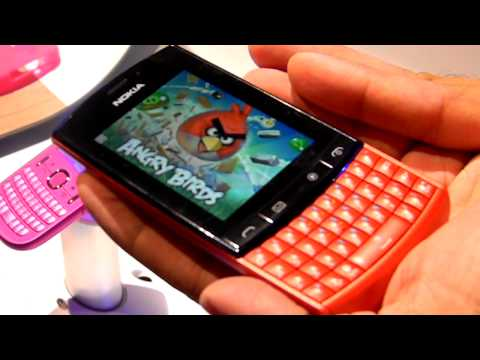 Nokia Asha 303 Walk through