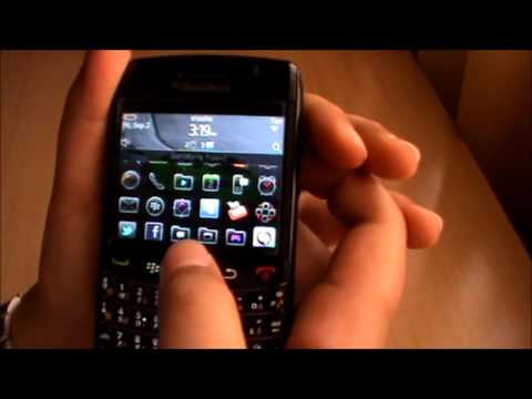 How To Install Os 7 Theme On Blackberry Curve 8520 Hd.Mp4