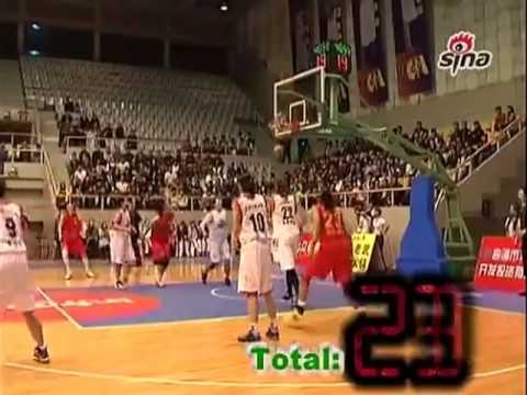 Maya Moore scores 60 points in WCBA game (November 10, 2012)