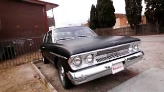 Rambler classic 990 Ambassador restoration 2.1