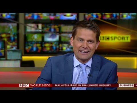 BBC World News | Sport Today headlines 08.07 (2015).