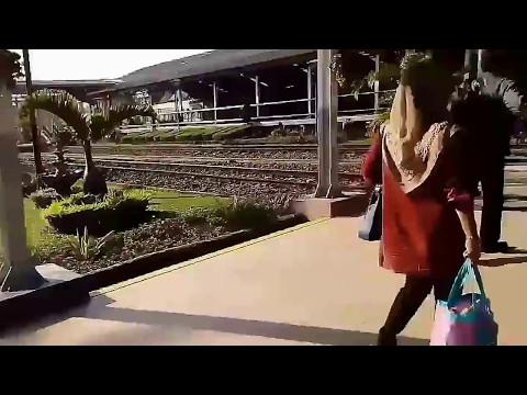 Gambar wisata bandung naik kereta api