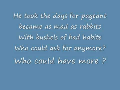 Panic At The Disco - Mad As Rabbits