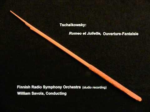 Tschaikowsky-Romeo et Juliette, Finnish Radio Sym Orch - Savola .wmv