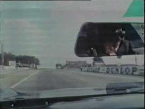 Le Mans 1969 onboard Ford GT 40