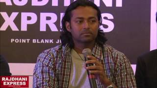 Leander Paes Talks Journey With 'Rajdhani Express'
