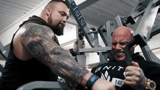 Deadlifting with Martyn Ford! Fat loss challenge| Ep 6