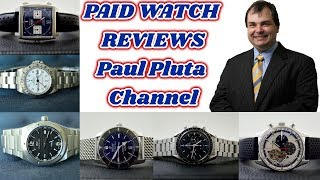 PAID WATCH REVIEWS - NY Norman needs to stick with ROLEX - JU54