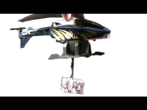 Heli X-press Bomb Dropping Helicopter Review (First Look)