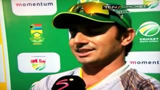 Saeed Ajmal Special - Shakespeare reborn
