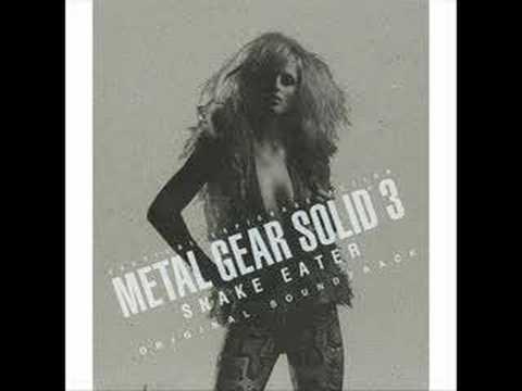 Misc Unsigned Bands - Norihiko Hibino - Snake Eater