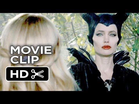 Maleficent Movie CLIP - Evil Fairy (2014) - Angelina Jolie Fantasy Movie HD