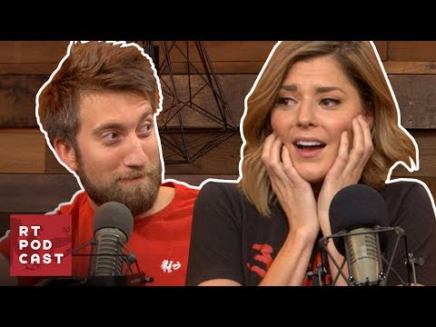 RT Podcast: Ep. 521 - Grace Helbig's Stress Hang Gliding