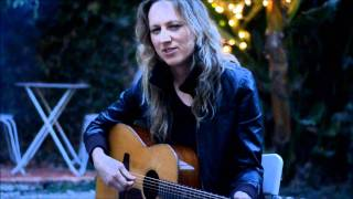 Ana Egge playing The Bully Of New York at Frog Town Folk