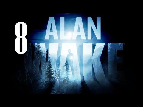 Прохождение Alan Wake [Часть 8] - Психиатрическая лечебница