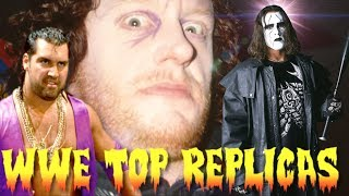 TOP 10 WWE Superstars Who Had Their Replicas In Wrestling
