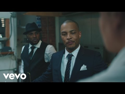 T.I. (@TIP) Feat Jeezy (@YoungJeezy) & Watch The Duck (@WatchTheDuck) – G Shit