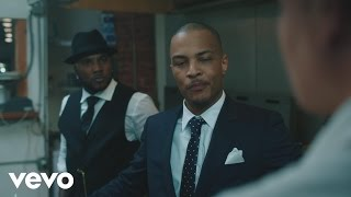 T.I. ft. Jeezy, WatchTheDuck - G' Shit