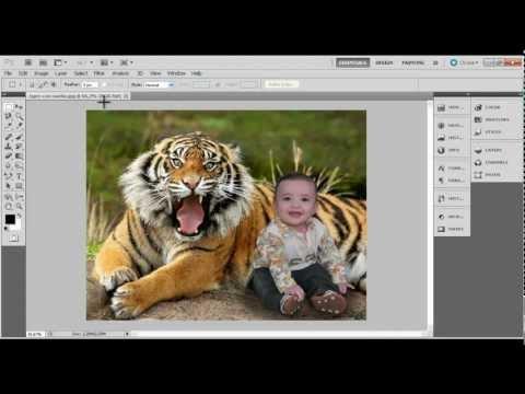 Video aula de Photoshop - Como instalar e configurar  o Plugin Knockout 2