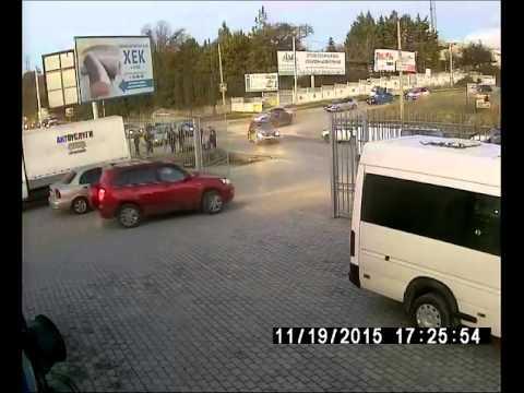 ДТП Севастополь