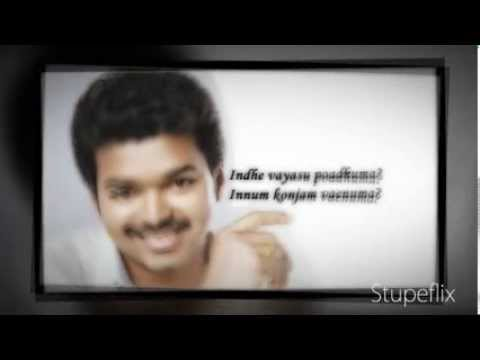 Ghilli Movie Soundtrack  Appadi Podu   (With Lyrics)