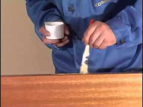 Видео как ставить двери