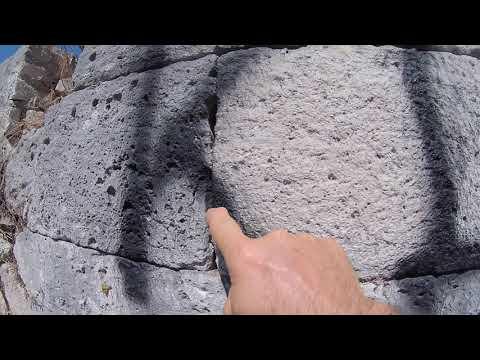 Öntött kő Pulában
