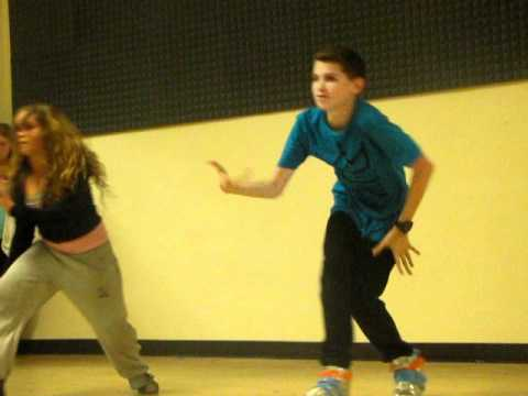 Vincent Castronovo and Victoria Ortiz - Without You (Jona Biddle Choreo)