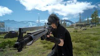 Final Fantasy XV new Game + FR / partie 18