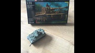 Revell PzKpfw VI TIGER I Aufs. E 1:72 Panzer [HD] Deutscher Stahl