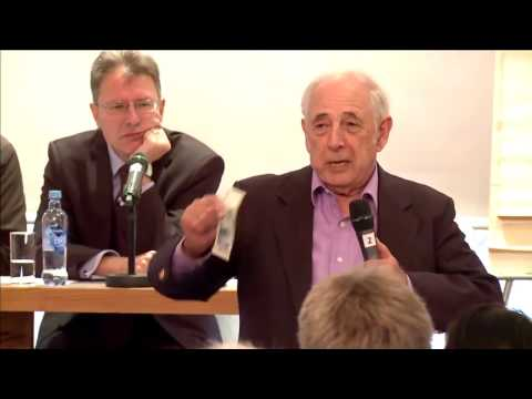 Lecture and Discussion about Artificial Intelligence with John Searle