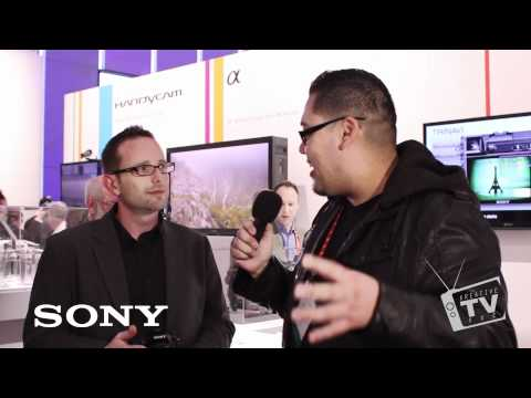 CES 2012 Sony a77 Interview