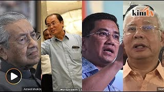 Dr M tukar parti jika.., Ronnie Liu kecewa dengan Dr M, Najib bidas Azmin - Sekilas Fakta