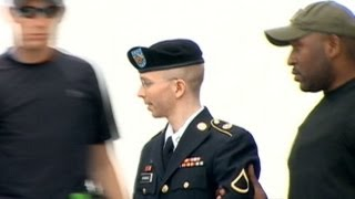 Manning Sentenced to 35 Years in WikiLeaks Case  8/21/13