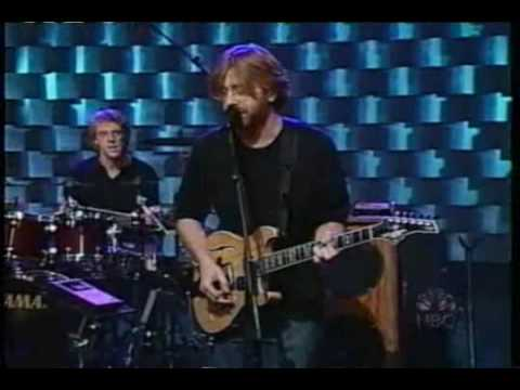 Oysterhead - Oz Is Ever Floating Live on Conan O' Brian