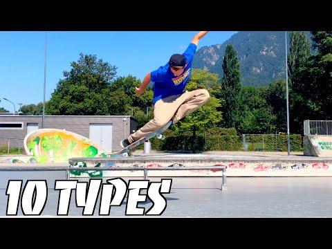 10 Types Of Ollies