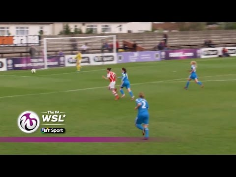 Arsenal 4-1 Sunderland - FA WSL | Goals &Highlights