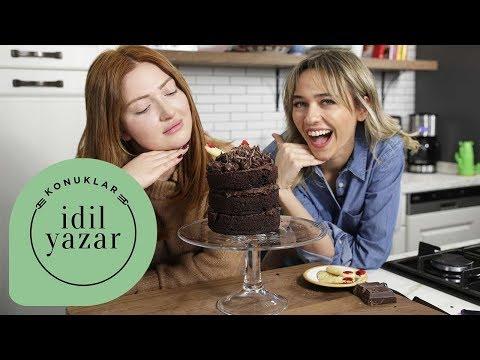 Danla Bilic ile Ölümüne Çikolatalı Pasta | İdil Yazar ile Yemek Tarifleri