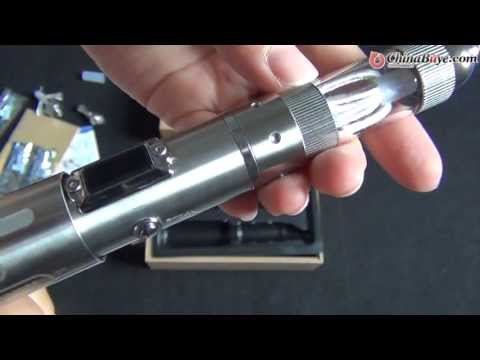 Innokin iTaste SVD Electronic Cigarette with Dual Coil iClear30 3.0ml Rebuildable Clearomizer